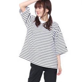 キスマーク kissmark レディース 半袖Tシャツ KM-9A498 BIG