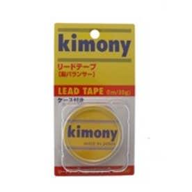 キモニー kimony ラケットACC KBN260 リードテープ KBN260 0 (シルバー)