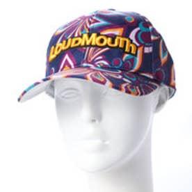 ラウドマウス Loudmouth ゴルフ キャップ キャップ 778925 (パープル)
