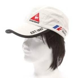 ルコックスポルティフ le coq sportif ゴルフキャップ  QG0201CP (ホワイト)