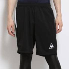 【アウトレット】ルコック le coq sportif サッカープラクティスパンツ QS-392151A ブラック