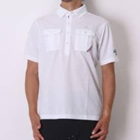 【アウトレット】ルコック le coq sportif ゴルフシャツ QG2912 ホワイト