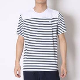 ルコックスポルティフ le coq sportif テニスTシャツ ハンソデシヤツ QT-010361 ネイビー (ネイビー)