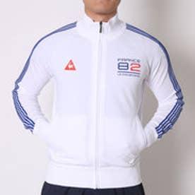 ルコックスポルティフ le coq sportif ゴルフセーター セーター・カーデイガン QG4193 (ホワイト)