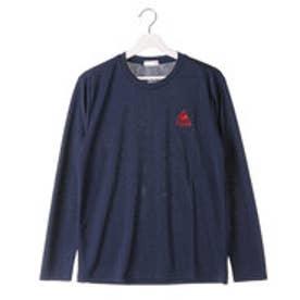 ルコックスポルティフ le coq sportif メンズ 長袖機能性Tシャツ  QB-112365