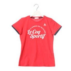 ルコックスポルティフ LE COQ SPORTIF レディース 半袖Tシャツ 半袖シャツ QB-037371A