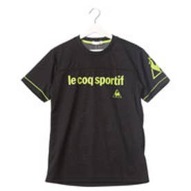 ルコックスポルティフ le coq sportif メンズ 半袖機能Tシャツ 半袖シャツ QB-012371A