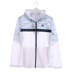 ルコックスポルティフ le coq sportif メンズ テニス ウインドブレーカー シャツジャケット QT-610171