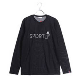 ルコックスポルティフ le coq sportif メンズ 長袖Tシャツ 長袖シャツ QB-112273A