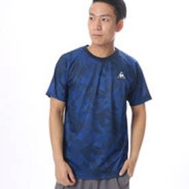ルコックスポルティフ LE COQ SPORTIF メンズ 半袖機能Tシャツ 半袖シャツ(柄) QB-010373