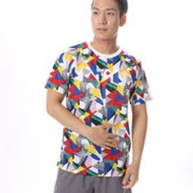 ルコックスポルティフ le coq sportif メンズ 半袖機能Tシャツ(柄) QB-010373
