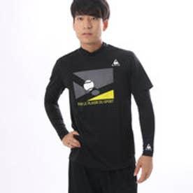 ルコックスポルティフ le coq sportif メンズ テニス ウェアトップス インナー付きシャツ QT01077CP