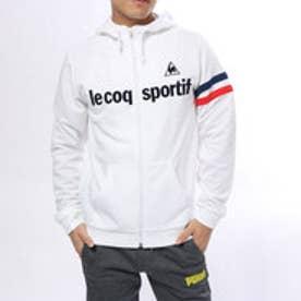 ルコックスポルティフ le coq sportif メンズ スウェットフルジップ フーデッドスウエットジャケット QB-560363