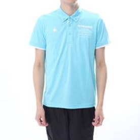 ルコックスポルティフ LE COQ SPORTIF メンズ 半袖ポロシャツ ボタンダウンシャツ QMMLJA46