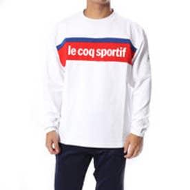 ルコックスポルティフ le coq sportif メンズ スウェットトレーナー スウェットクルーネック QMMMJF41