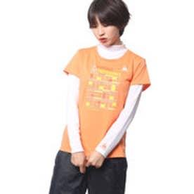 ルコックスポルティフ le coq sportif レディース テニス ウェアトップス インナー付きシャツ QT01567CP