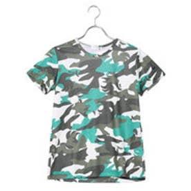 ルコックスポルティフ LE COQ SPORTIF レディース 半袖機能Tシャツ MAGGY'S SHIRT(COOL) QMWLJA05MA