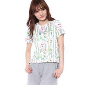 ルコックスポルティフ LE COQ SPORTIF レディース 半袖機能Tシャツ MAGGY'S SHIRT(SWEET) QMWLJA06MA