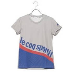 ルコックスポルティフ LE COQ SPORTIF レディース 半袖機能Tシャツ 半袖シャツ QMWLJA01