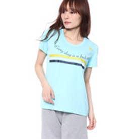 ルコックスポルティフ LE COQ SPORTIF レディース 半袖機能Tシャツ S/SLEEVE SHIRT QMWLJA12MA