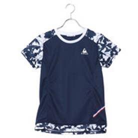 ルコックスポルティフ le coq sportif レディース テニス 半袖 Tシャツ QTWLJA21