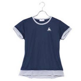 ルコックスポルティフ le coq sportif レディース テニス 半袖 Tシャツ QTWLJA14