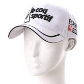 ルコックゴルフ le coq GOLF メンズ ゴルフ キャップ コットンCAP QG0270