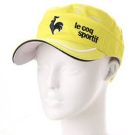 ルコックゴルフ le coq GOLF メンズ ゴルフ ワークキャップ 2WAYコットンCAP QG0272