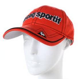 ルコックゴルフ le coq GOLF メンズ ゴルフ キャップ 帽子 QG0264