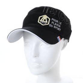ルコックゴルフ le coq GOLF メンズ ゴルフ キャップ QG0293