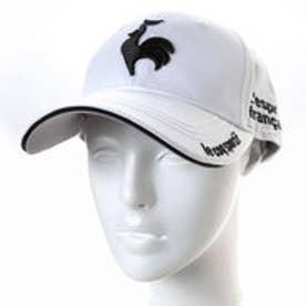 ルコックゴルフ le coq GOLF メンズ ゴルフ キャップ コットンロゴCAP QG0262