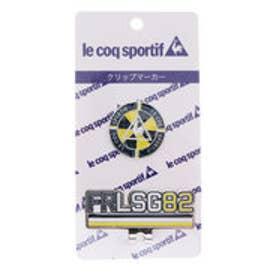 ルコックゴルフ le coq GOLF メンズ ゴルフ クリップ マーカー QQBLJX52