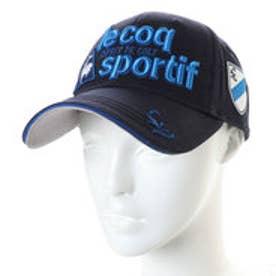 ルコックゴルフ le coq GOLF メンズ ゴルフ キャップ 帽子 QGBLJC11AP