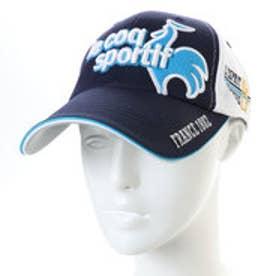 ルコックゴルフ le coq GOLF メンズ ゴルフ キャップ 帽子 QGBLJC01