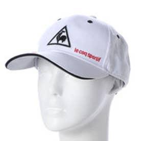 ルコックゴルフ le coq GOLF メンズ ゴルフ キャップ 帽子 QGBMJC11AP