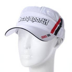 ルコックゴルフ le coq GOLF メンズ ゴルフ ワークキャップ 帽子 QGBMJC01