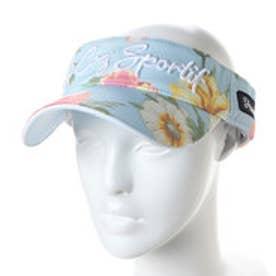 ルコックゴルフ le coq GOLF レディース ゴルフ サンバイザー 帽子 QGCLJC53