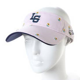 ルコックゴルフ le coq GOLF レディース ゴルフ サンバイザー 帽子 QGCLJC52