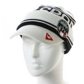 ルコックゴルフ le coq GOLF メンズ ゴルフ ニット帽子 QG0302