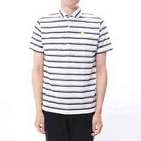 ルコックゴルフ le coq GOLF メンズ ゴルフ 半袖  シャツ ニットQGMLJA12