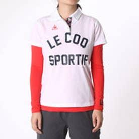 ルコックゴルフ le coq GOLF レディース ゴルフ セットシャツ QGL1494CP