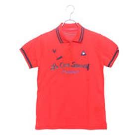 ルコックゴルフ le coq GOLF レディース ゴルフ 半袖シャツ 半袖シャツ(ニット) QGWMJA03
