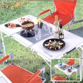 ロゴス LOGOS キャンプ テーブル 3FD BBQテーブル12262 73160153