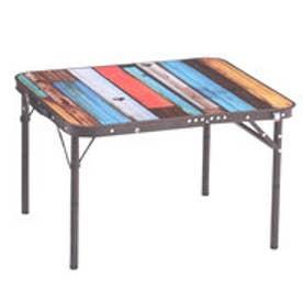 ロゴス LOGOS キャンプ テーブル グランベーシック 丸洗いスリムサイドテーブル7060 73189035