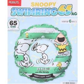 ロゴス LOGOS マリン フロート SNOOPY SWIM RING 65 AG 86001074