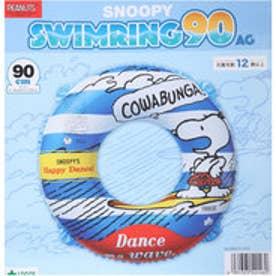 ロゴス LOGOS マリン フロート SNOOPY SWIM RING 90 AG 86001076