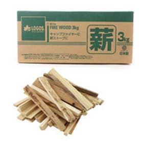 ロゴス Logos 木炭 木炭 薪3kg