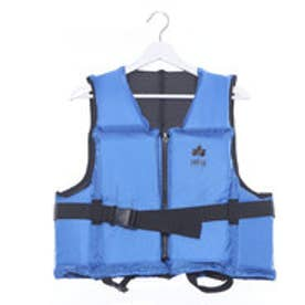 ロゴス LOGOS ユニセックス マリン ライフジャケット フローティングベスト(ブルー) 66811170