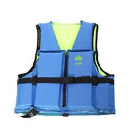 ロゴス LOGOS マリン ライフジャケット フローティングベスト子供用65(ブルー) 66812200