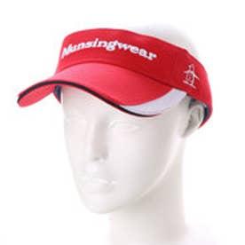 マンシングウエア Munsingwear メンズ ゴルフ サンバイザー サンバイザー JAMJ350 1709